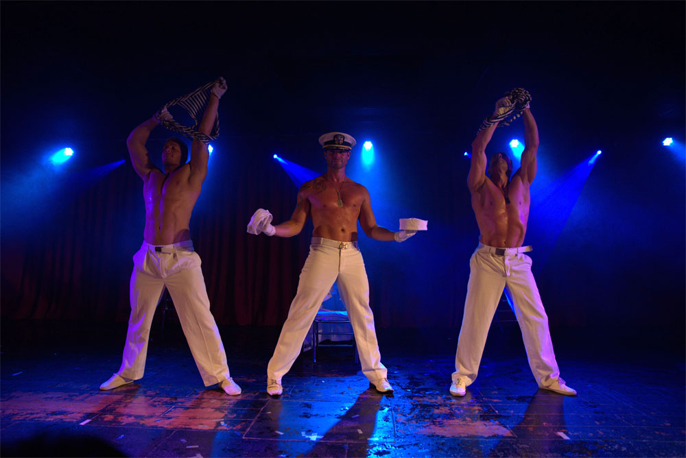 Chippendales Marin